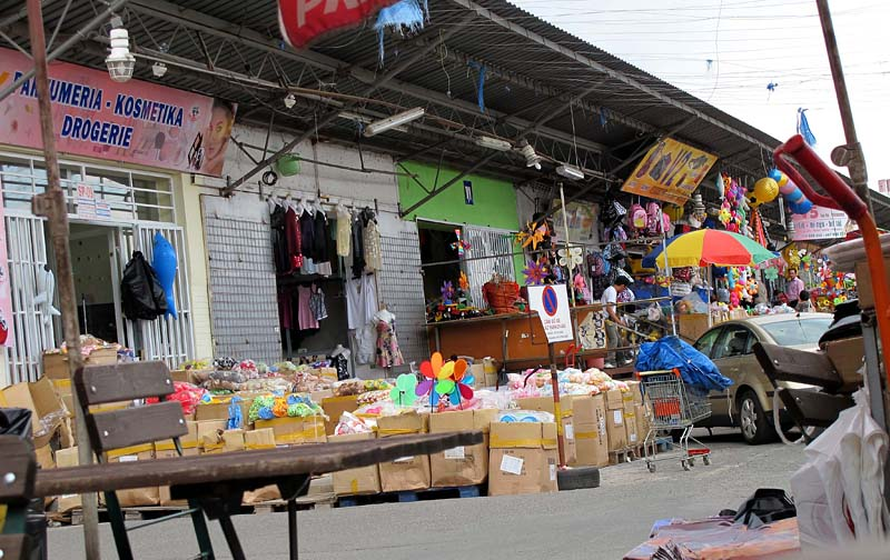81 - Sapa market - you buy very cheaply, but you can not count on high quality (8 km)