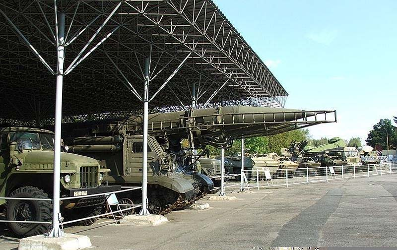 61 - Military Museum in Lešany - more than 700 historic tanks, cannons, motorcycles, … (20 km)